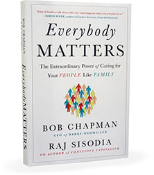 The Book, Everybody Matters by Bob Chapman